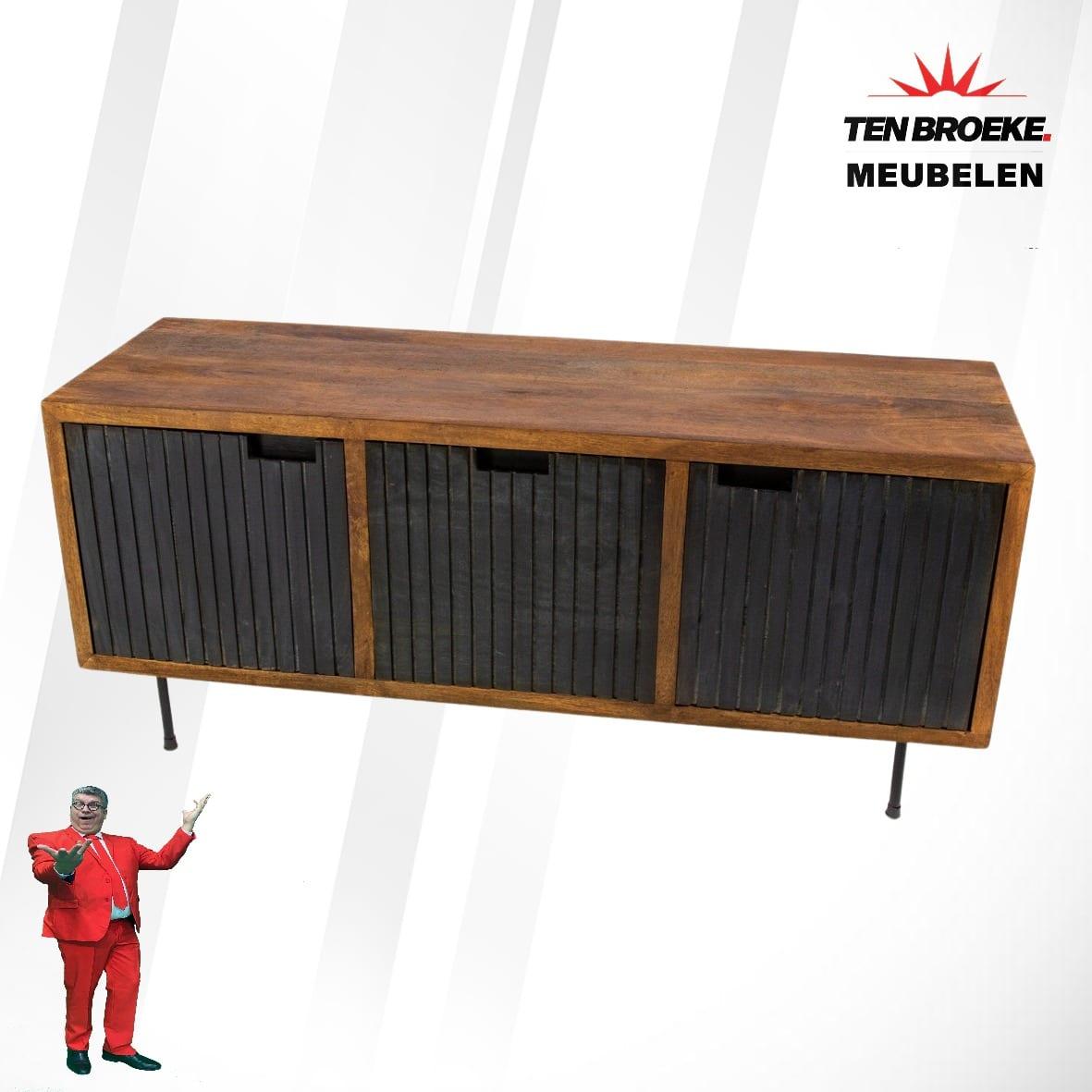 Ten Broeke Meubelen kokomo TV kast 1