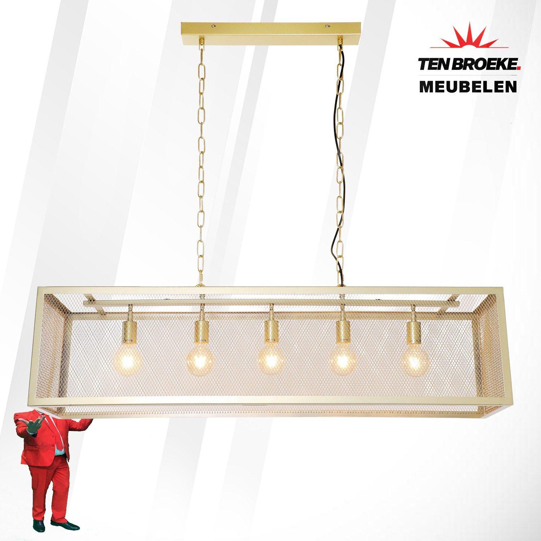 Ten Broeke Meubelen Goldfield 5L4