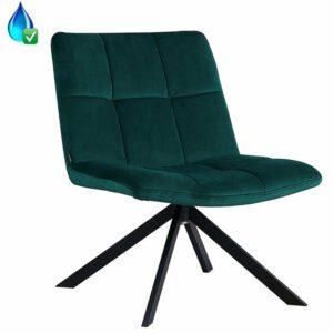 bronx71-fauteuil-eevi-donkergroen-velvet