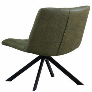 bronx71-fauteuil-eevi-olijfgroen-eco-leer
