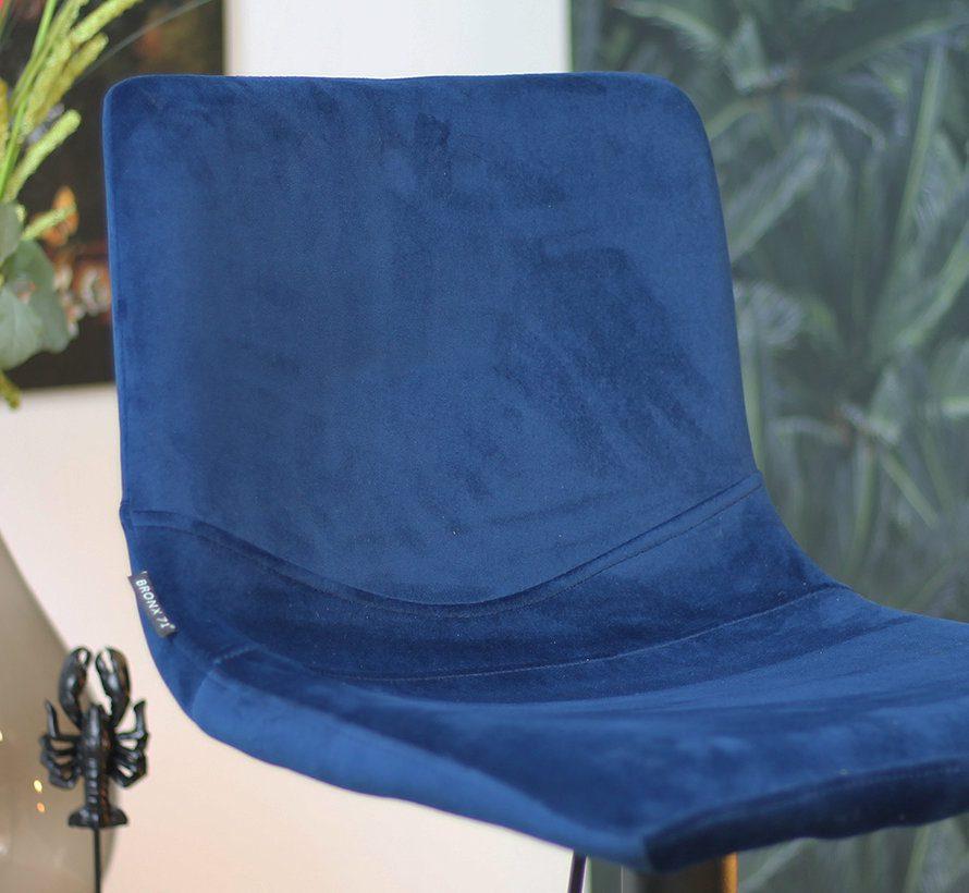 bronx71-horeca-barkruk-frenkie-blauw-velvet-59-76