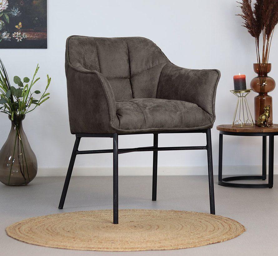 horeca-stoel-aaron-microvezel-leatherlook-antracie