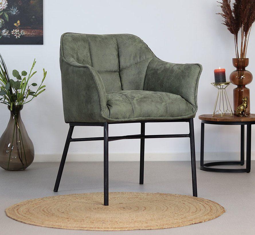 horeca-stoel-aaron-microvezel-leatherlook-olijfgro